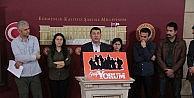 CHPli Ağbabadan Grup Yoruma Destek