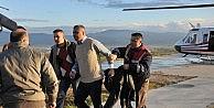 Cinayet Zanlısı Jandarmaya Pusu Kurdu: 2 Yaralı