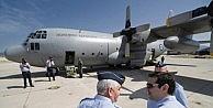 Çipras, Rigaya Nakliye Uçağı İle Gitmek Zorunda Kaldı