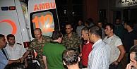 Cizre'de Polis Aracı Kaza Yaptı: 2'si Polis Üç Yaralı