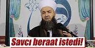 Cübbeli Ahmet Hoca'ya Beraat İstemi