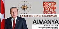 Cumhurbaşkanı Erdoğan, Almanya Ve Belçikaya Gidiyor