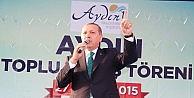 Cumhurbaşkanı Erdoğan, Aydına 391 Milyon TLlik 89 Projenin Açılışını Yaptı