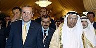 Cumhurbaşkanı Erdoğan, Kuveytte İş Adamlarıyla Görüştü