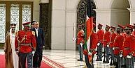 Cumhurbaşkanı Erdoğan Kuveytten Ayrıldı