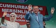 Cumhurbaşkanı Erdoğan Mersinde (1)