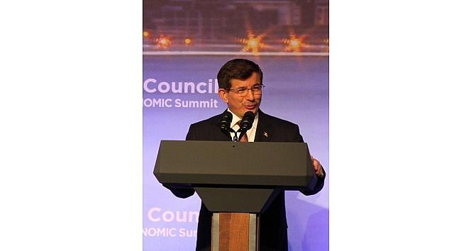 """Davutoğlu: """"kimse Enerjiyi Silah Olarak Kullanmasın"""""""