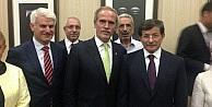 Davutoğlu'ndan Altepe'ye Balkanlar Övgüsü