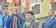 Demokrat Parti Kocaelide Miting Yaptı