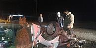 Denizlide Trafik Kazası: 2 Ölü, 5 Yaralı