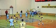 Dicle Üniversitesi Hentbol Takımı, Adıyaman Üniversitesi'ni 39-23 Mağlup Etti