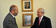DİSK, KESK, TMMOB Ve TTB Yöneticilerinden Kılıçdaroğluna Ziyaret