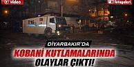 Diyarbakırda Kobani Kutlamaları Sonrası Olaylar Çıktı