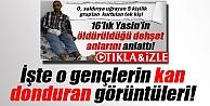 Diyarbakır'da PKK'lıların Öldürdüğü Gençlerin Görüntüleri Yayınlandı İzle