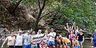 Doğa Sevdalılarından Kaz Dağları Çıkarması