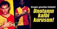 Drogba Galatasarayı unutamadı