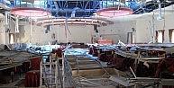 Düğün Salonunun Asma Tavanı Çöktü: 1 Yaralı