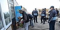Dükkanı Yıkılan Gazi, Belediye Binasını Bastı