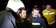 Edirne'de 1 Kişi Aracıyla Tunca Nehri'ne Düştü