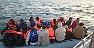 Ege Denizinde Göçmen Faciasının Eşiğinden Dönüldü