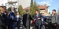 Ekonomi Bakanı Zeybekci Burdur'da