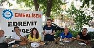 Emekli-sen Edremit Şubesi Açıldı
