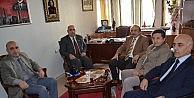 Emekli Subaylar Derneği'nden Ervak'a İadeyi Ziyaret