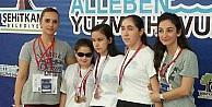 Engelli Sporcular Kupa Sevinçlerini Bozbey İle Paylaştı