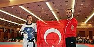 Engelli Taekwondoculardan İki Avrupa Şampiyonluğu