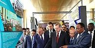 Erdoğan, Fotoğraf Sergisini Nijer Cumhurbaşkanıyla El Ele Gezdi