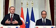 Erdoğan Hollande'la Ortak Basın Toplantısı Düzenledi