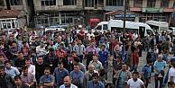 Ereğli'de Madencilerin İşten Çikartilmasina Tepki