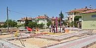 Ereğli'ye Yeni Parklar Yapılıyor