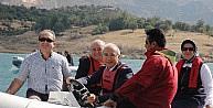 Ermenek'te Yelken Yarışları Başladı