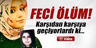 Erzurum'da Üniversite Öğrencisi Kız Otobüsün Altında Can Verdi