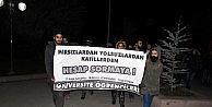 Eskişehir'de 17 Aralık Protestoları