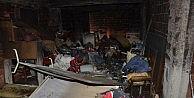 Eskişehirde 4 Katlı Apartmanın Kundaklandığı İddiası