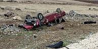 Eskişehir'de Otomobil Takla Attı: 2 Yaralı