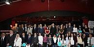 """Eskişehirli Liseler Aydınlarını Tanıyor"""" Projesi"""