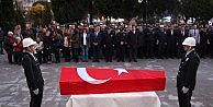 Evinde Ölü Bulunan Koruma Polisi Törenle Memleketine Uğurlandı