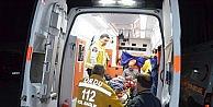 Fatsada Trafik Kazası: 3 Yaralı