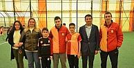 Fatsadan Galatasaraya İki Futbolcu