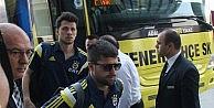 Fenerbahçe Kafilesi Bursada
