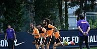 Fenerbahçe Maçının Hazırlıklarına Başladılar