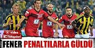 Fenerbahçe Penaltılarla Kazandı İZLE