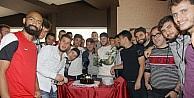 Ferhat Yazgan'a Doğum Günü Kutlaması