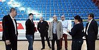 FIBA Yetkilileri Trabzonda