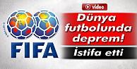 FIFA Başkanı Sepp Blatter İstifa Etti