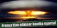 Fransadan Nükleer Bomba Uyarısı İzle