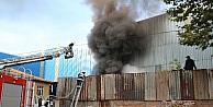 Fuel-oıl Kazanında Yangın Çikti